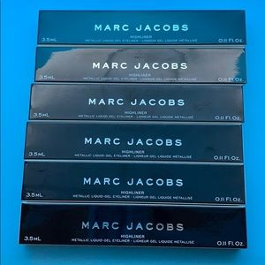 Brand New Marc Jacobs Highliner bundle